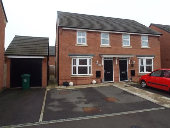Thumbnail Semi-detached house for sale in Esme Close, Coventry, West Midlands