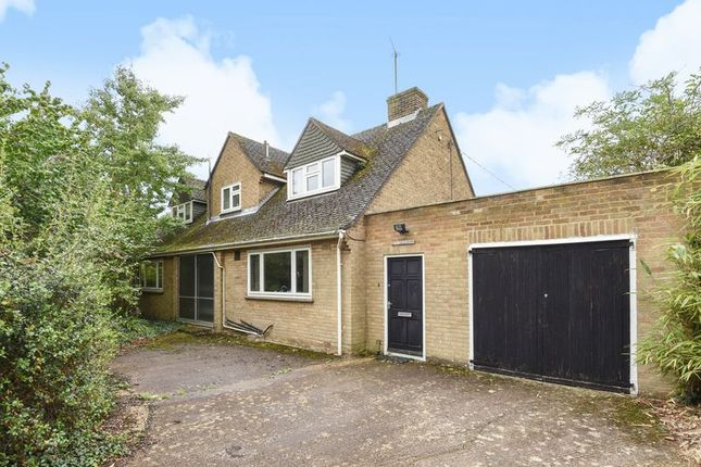 Thumbnail Detached house for sale in Faringdon Road, Shippon, Abingdon
