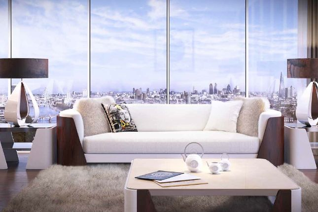 Thumbnail Flat for sale in Nine Elms, Wandsworth, London