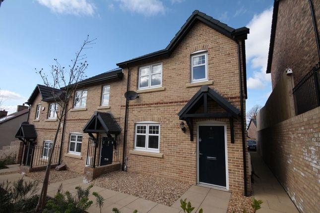 Thumbnail Semi-detached house to rent in Lawther Walk, Shotley Bridge, Consett