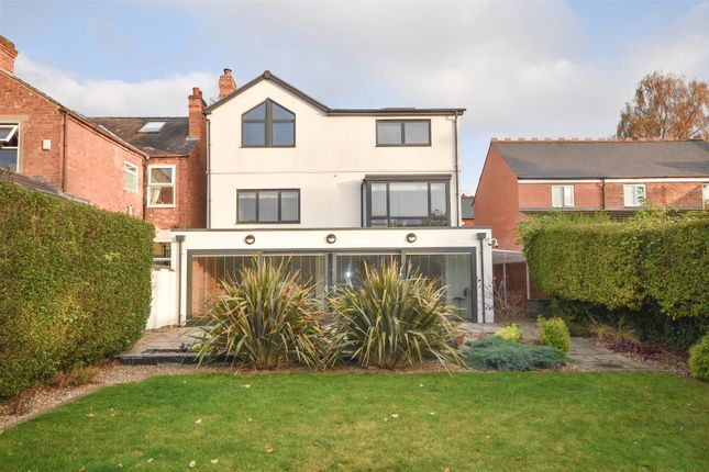 Thumbnail Detached house for sale in Mona Road, West Bridgford, Nottingham