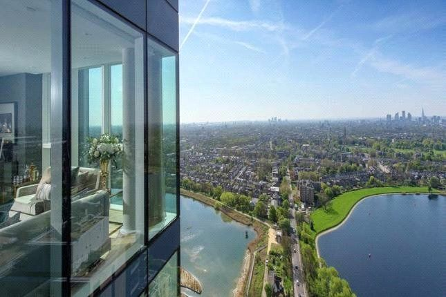 Thumbnail Flat to rent in Kingly Building, Woodberry Down, London