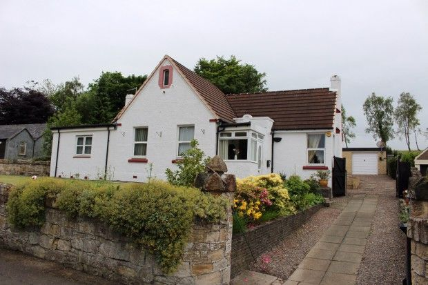 Thumbnail Detached house for sale in Cadzow Crescent, Boness