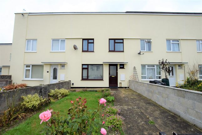 Thumbnail Terraced house for sale in Amroth Court, Caldy Close, Barry