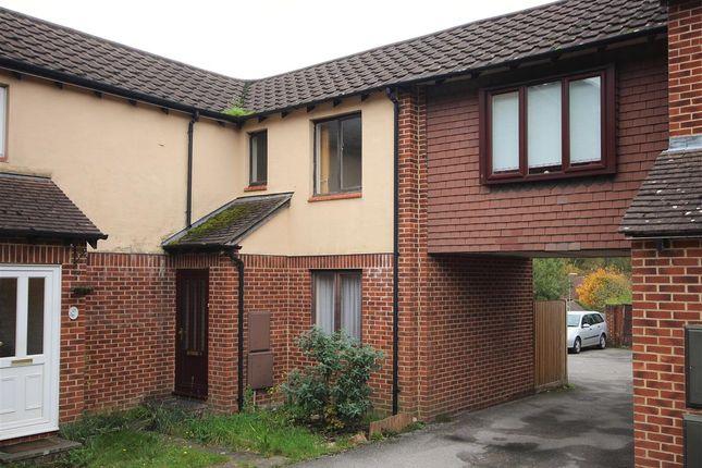 Thumbnail Semi-detached house to rent in Roxburghe Close, Whitehill, Bordon