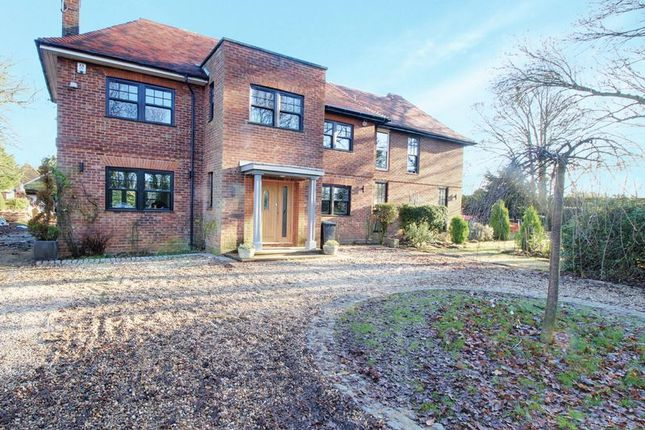 Thumbnail Detached house for sale in Little Berkhamsted Lane, Little Berkhamsted, Hertford