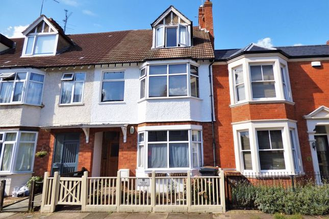 Thumbnail Terraced house for sale in Broadway, Abington, Northampton