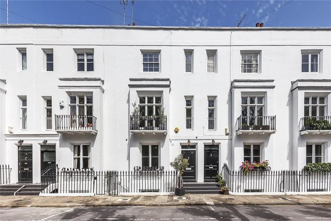 Thumbnail Terraced house for sale in Barkham Terrace, London