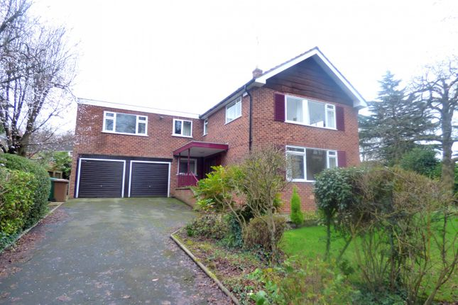 Thumbnail Detached house to rent in Lucknow Avenue, Mapperley Park, Nottingham
