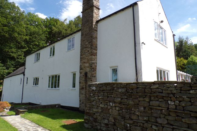 Thumbnail Semi-detached house for sale in Sinderhope, Hexham