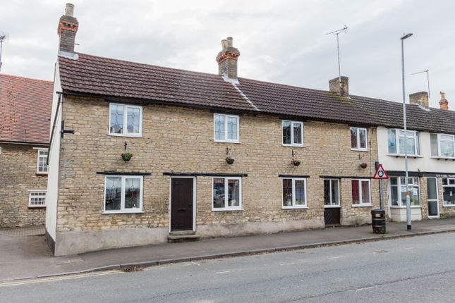 Thumbnail End terrace house for sale in Meeting Lane, Irthlingborough, Wellingborough