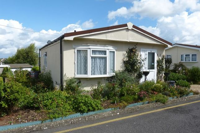 2 bed bungalow for sale in Bungalow Park, Holders Road, Amesbury, Salisbury