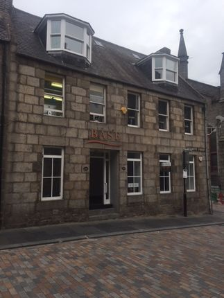 Thumbnail Retail premises to let in Belmont Street, Aberdeen
