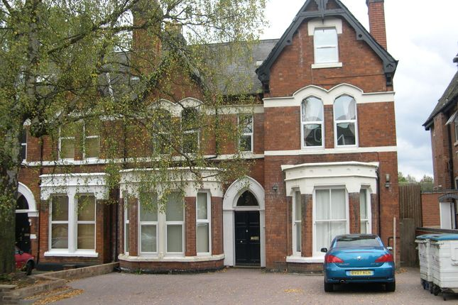 Thumbnail Studio to rent in 9 Oxford Road, Moseley