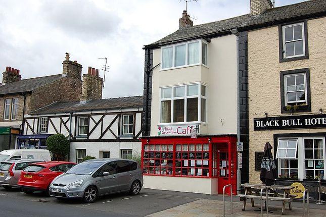 Thumbnail Restaurant/cafe for sale in 40 Market Street, Kirkby Stephen