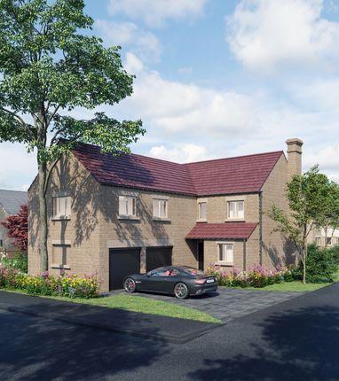5 bed detached house for sale in Taylor Way, Swanwick, Alfreton DE55