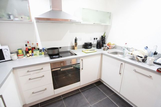 Thumbnail Flat to rent in Cornhill, Liverpool