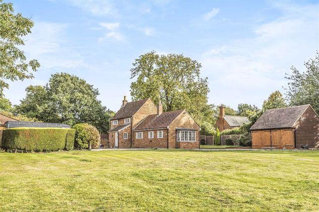 Thumbnail Detached house for sale in Bentley Heath Lane, Bentley Heath, Hertfordshire