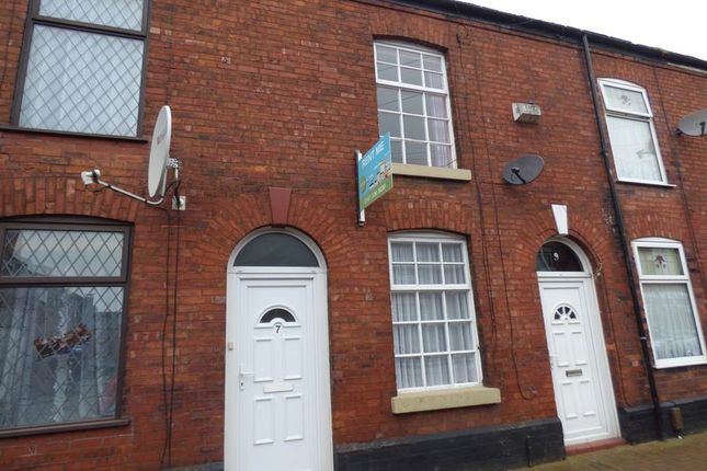 Thumbnail Terraced house to rent in Peel Street, Denton, Manchester