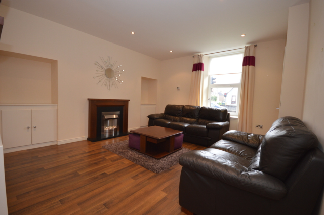 Thumbnail Flat to rent in Telford Street, Inverness, Highland IV3,