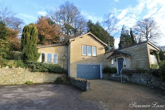 Thumbnail Detached house for sale in Summer Lane, Combe Down, Bath