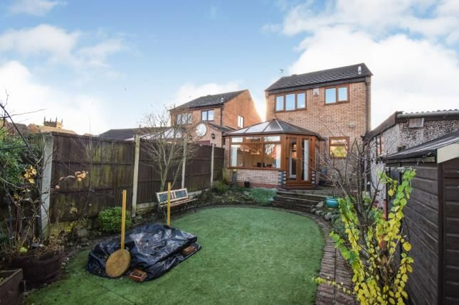 Garden of Bridgwater Close, Alvaston, Derby, Derbyshire DE24