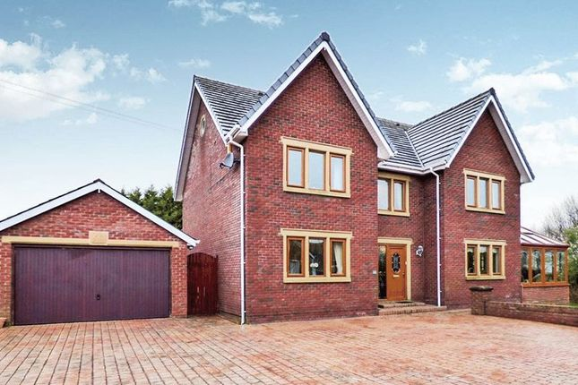 Thumbnail Detached house for sale in St. Helens Road, Overton, Morecambe