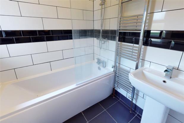 Bathroom of Rolle Villas, Exmouth, Devon EX8