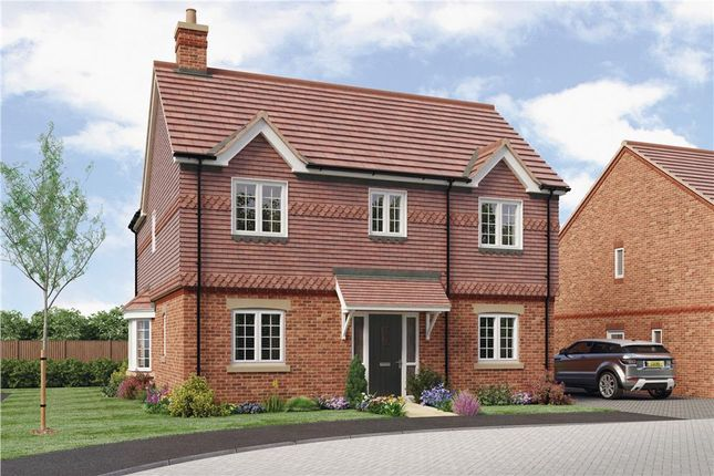 """Thumbnail Detached house for sale in """"Wells"""" at Anstey Road, Alton"""