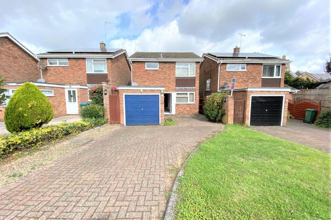 Thumbnail Detached house to rent in Moorlands, Wing, Leighton Buzzard