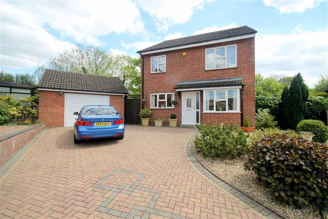 Thumbnail Detached house for sale in Peters Field, Highnam, Gloucester