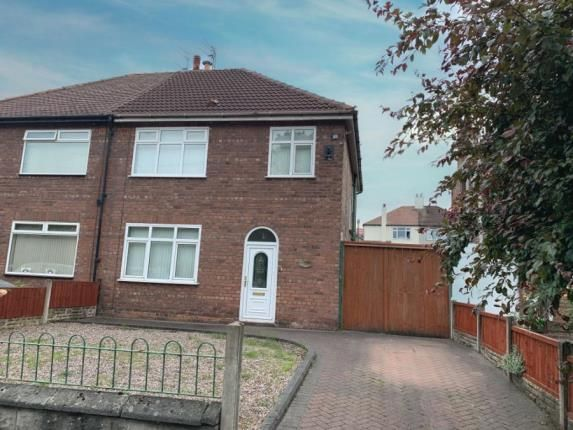 Thumbnail Semi-detached house for sale in Park Road West, Claughton, Merseyside