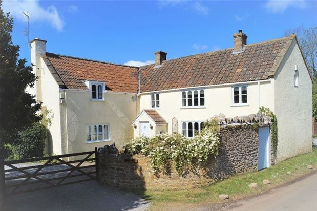 Thumbnail Detached house for sale in Rodney Stoke, Somerset