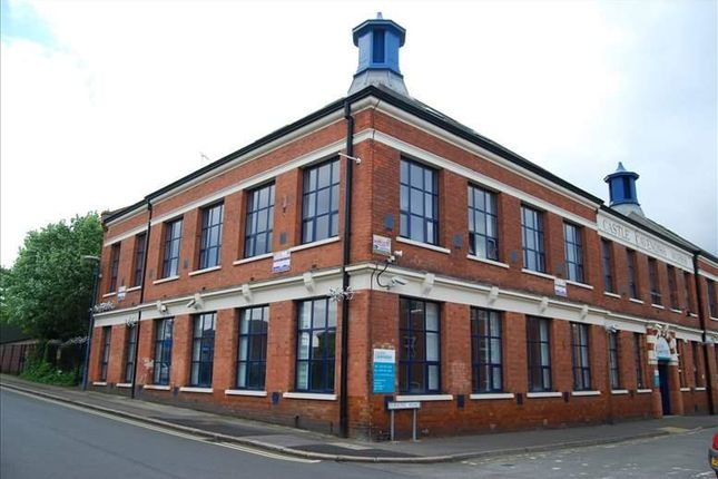 Serviced office to let in Castle Cavendish Works, Nottingham