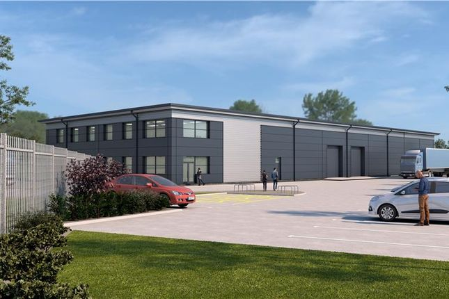 Thumbnail Light industrial to let in Plot 200, Willie Snaith Road, Newmarket, Suffolk