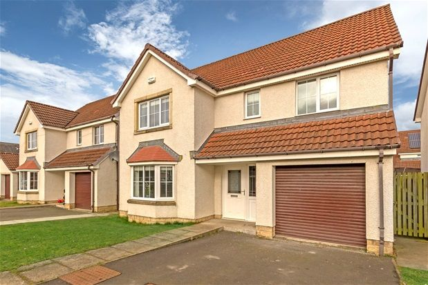 Thumbnail Detached house for sale in Meadowpark Crescent, Bathgate, Bathgate
