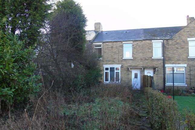 Thumbnail Terraced house for sale in Ingleby Terrace, Lynemouth, Morpeth
