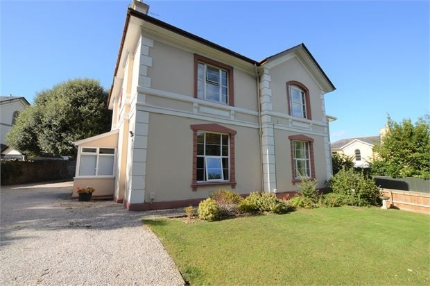 Thumbnail Flat for sale in Forde Park, Newton Abbot, Devon.