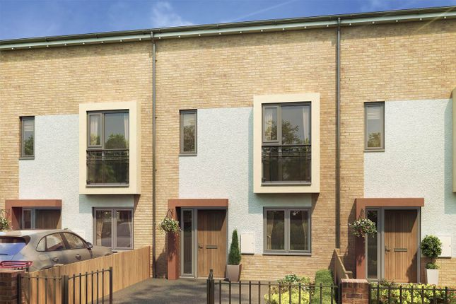 """Thumbnail Mews house for sale in """"The Bridgewater"""" at Watkin Close, Off Plymouth View, Manchester"""