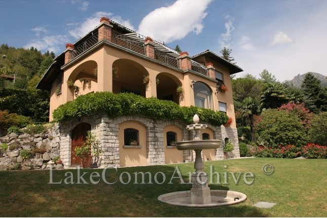 Thumbnail Villa for sale in Menaggio, Lake Como, 22017, Italy