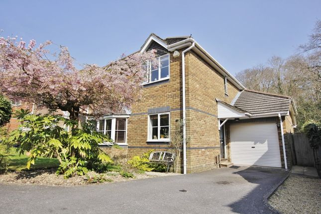 Thumbnail Detached house for sale in Shorewood Close, Warsash, Southampton
