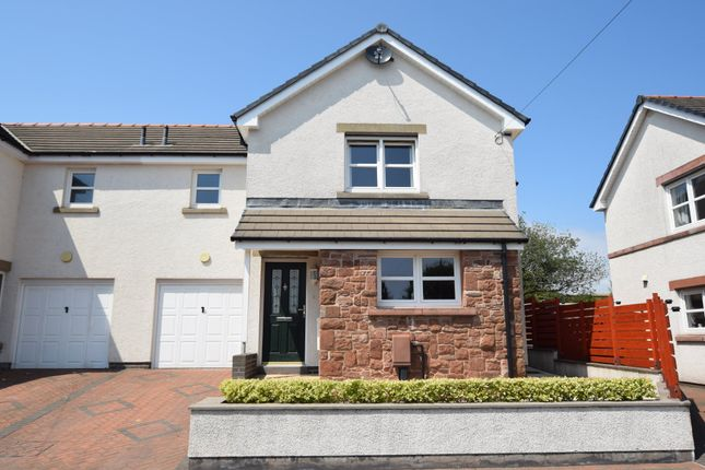 Thumbnail Semi-detached house for sale in Anchor Gardens, Lindal, Ulverston