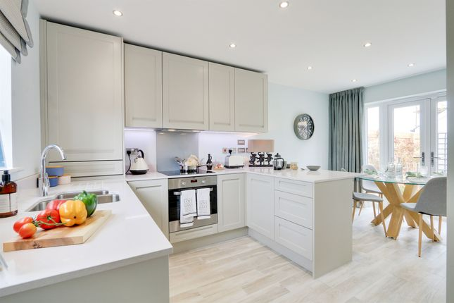 Thumbnail Detached house for sale in Pinhoe, Exeter