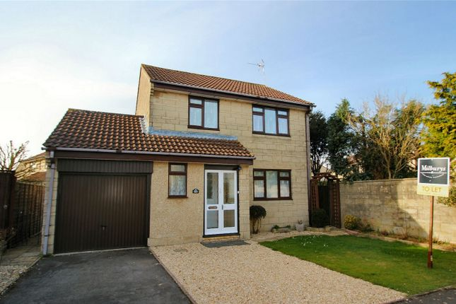 Thumbnail Detached house to rent in Vayre Close, Chipping Sodbury, South Gloucestershire