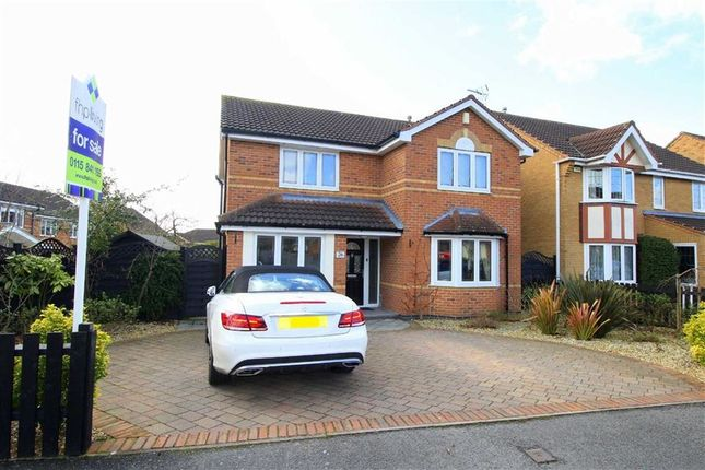 Thumbnail Detached house for sale in Thirlmere, West Bridgford, Nottingham