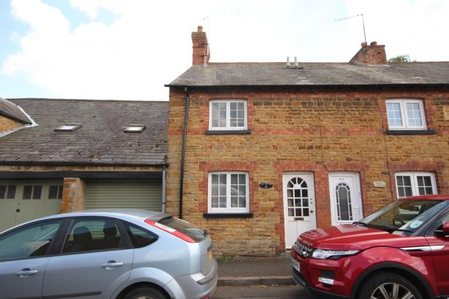 Thumbnail Terraced house for sale in High Street, Weston Favell, Northampton