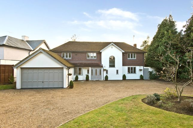 Thumbnail Detached house for sale in Miles Lane, Cobham