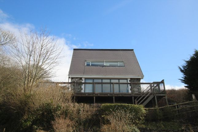Thumbnail Detached house for sale in Goitre Road, Aberaeron