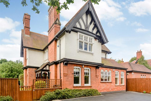 Thumbnail Detached house for sale in Beechwood Avenue, Earlsdon, Coventry