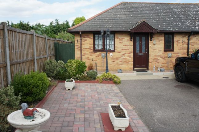 Thumbnail Semi-detached bungalow for sale in Cavendish Gardens, Chelmsford